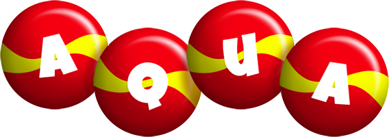 Aqua spain logo
