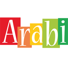 Arabi colors logo
