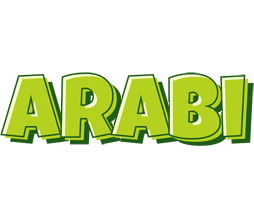 Arabi summer logo