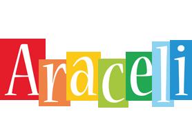 Araceli colors logo