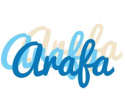 Arafa breeze logo