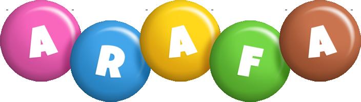 Arafa candy logo