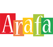 Arafa colors logo