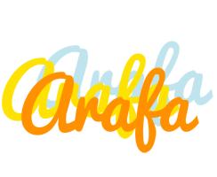 Arafa energy logo
