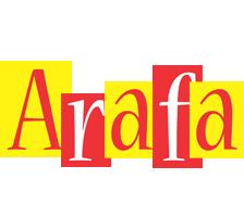 Arafa errors logo