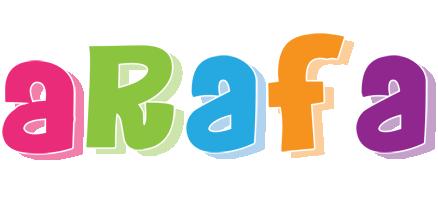 Arafa friday logo