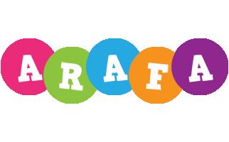 Arafa friends logo