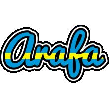 Arafa sweden logo