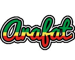Arafat african logo