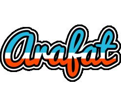 Arafat america logo