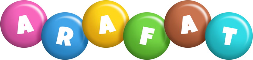 Arafat candy logo