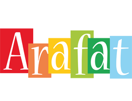 Arafat colors logo