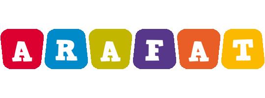 Arafat daycare logo