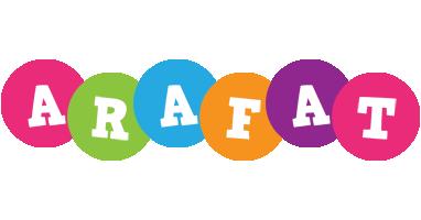 Arafat friends logo