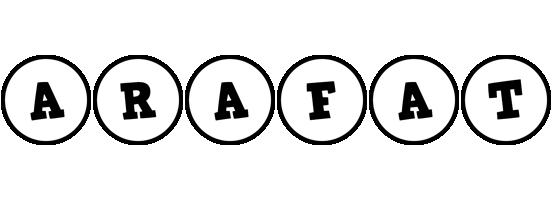 Arafat handy logo
