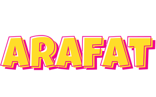 Arafat kaboom logo