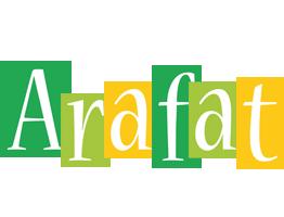 Arafat lemonade logo