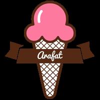Arafat premium logo