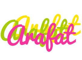 Arafat sweets logo