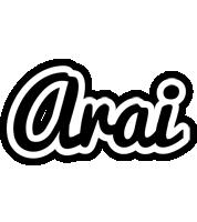 Arai chess logo