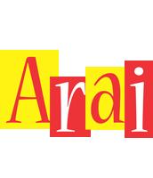 Arai errors logo