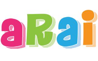Arai friday logo