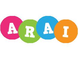 Arai friends logo