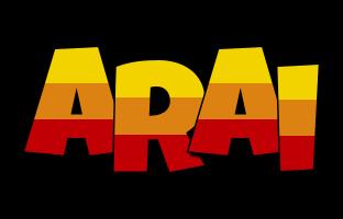Arai jungle logo