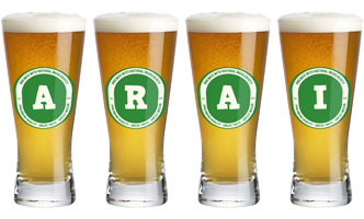 Arai lager logo