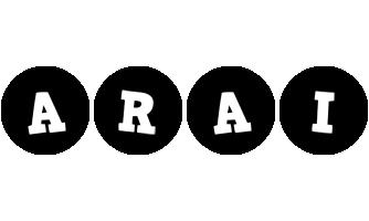 Arai tools logo
