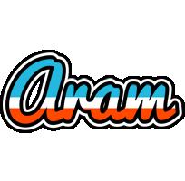 Aram america logo