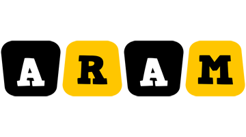 Aram boots logo
