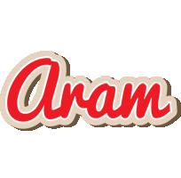 Aram chocolate logo