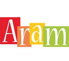 Aram colors logo