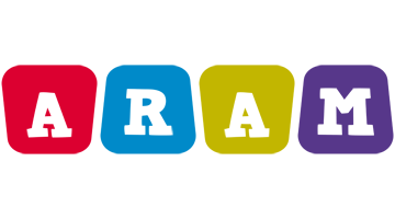 Aram daycare logo