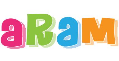 Aram friday logo