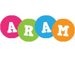 Aram friends logo