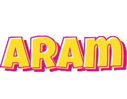 Aram kaboom logo