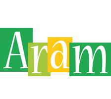 Aram lemonade logo