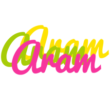Aram sweets logo