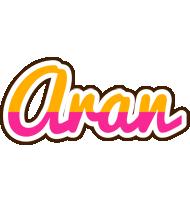 Aran smoothie logo