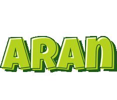 Aran summer logo