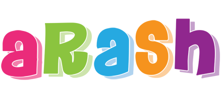 Arash friday logo