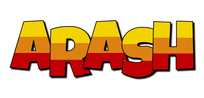 Arash jungle logo