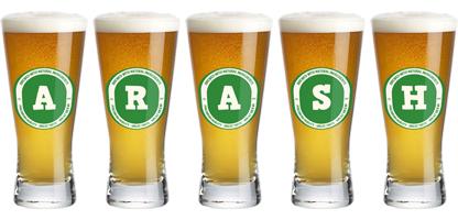 Arash lager logo