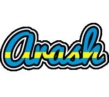 Arash sweden logo