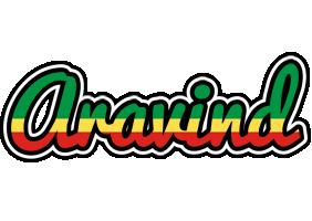 Aravind african logo