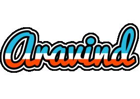 Aravind america logo
