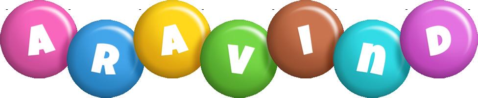 Aravind candy logo