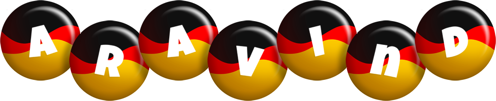 Aravind german logo